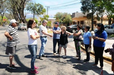 Buscan solucionar los problemas de agua en la zona oeste