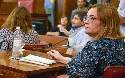 Esta semana el HCD comienza a tratar la denuncia por acoso sexual contra Mourelle