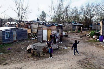 La pobreza en el Conurbano crece más rápido que en el país