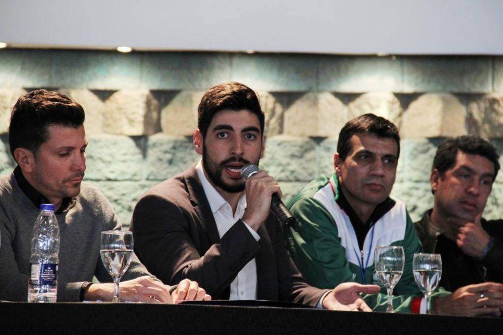 """Facundo Moyano: """"Se veía venir"""" el final del triunvirato"""