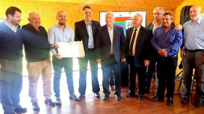 Lifschitz y Enrico impulsaron la construcción de nuevas plantas de tratamiento de residuos