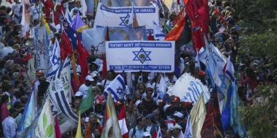 Miles de evangélicos marchan en Jerusalén en apoyo a Israel