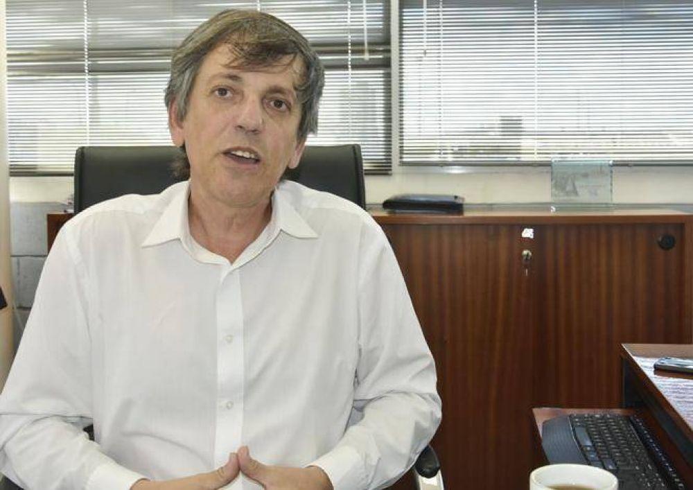 """Martín Merlini: """"El Puerto de Mar del Plata no está inactivo, está operativo al 100%"""""""