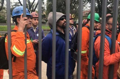 Dispararon a los trabajadores del INTI cuando intentaban realizar una asamblea