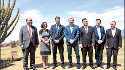 Malestar de los gobernadores por el freno a la obra del Corredor Bioceánico