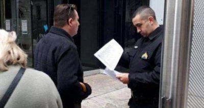 Con policía en el ingreso, Enacom despidió otros 35 empleados