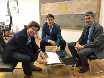 Pluviales para Rada Tilly: Licitarán las obras antes de febrero