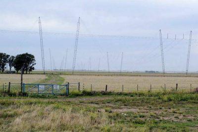 El Gobierno paralizó la obra de interconexión eléctrica entre Bahía Blanca y Villa Gesell