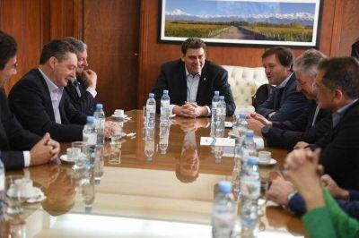Mendoza: Firman convenio de cooperación tecnológica para energía renovable