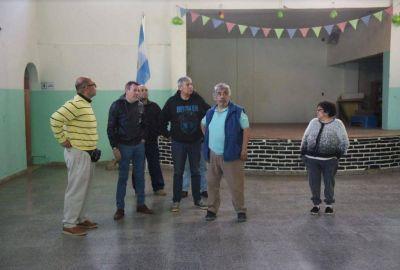 Pluviales en Laprida: Consultora hará proyecto hídrico integral para evitar inundaciones