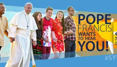 """#Synod2018: """"La Iglesia universal se pone en escucha de los jóvenes"""""""
