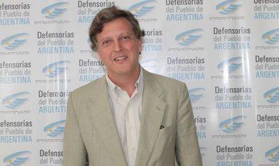Fernando Rizzi fue reelegido como Defensor del Pueblo