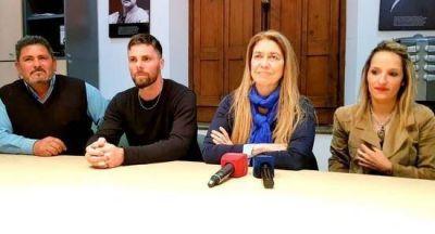 Débora Giorgi se mostró preocupada por la realidad industrial de la región