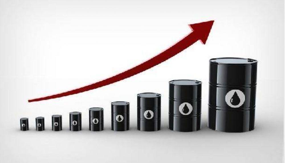 Precios del Petróleo en su nivel más alto desde 2014 por tensiones entre EE.UU. e Irán