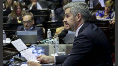 En medio de una lluvia de críticas opositoras, Peña ratificó en Diputados el Presupuesto 2019