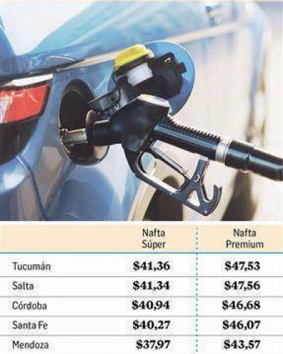 Previsible: hasta autos de alta gama se pasan a nafta súper