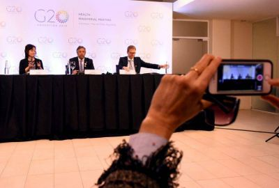 El G20 insta a actuar contra la obesidad y la malnutrición infantil