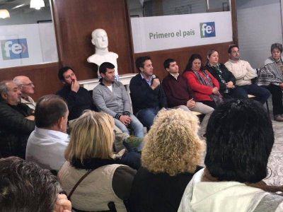 Se realizó; la Primera Reunión Plenaria del Partido Fe
