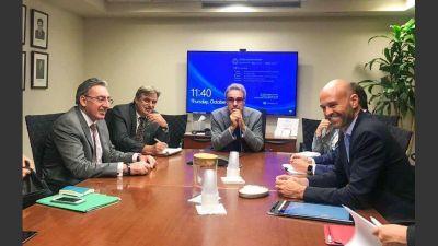 Dietrich busca financiamiento externo para los PPP mientras demoran pagos en obra pública