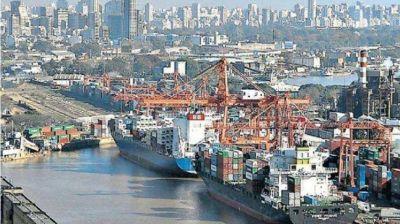 Baja el costo para exportar por cambios en el Puerto