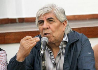 Hugo Moyano y Ricardo Pignaneli se suman al armado 2019 del PJ de Gioja