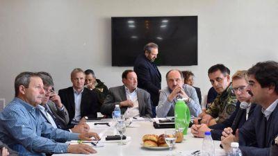 El Gobierno bonaerense confirmó que las obras hídricas en ejecución se van a terminar