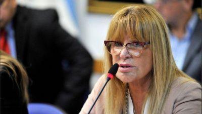 Se complica la situación de la diputada oficialista Aída Ayala