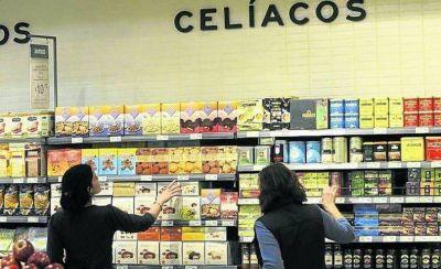 Buscan que Precios Cuidados incluyan alimentos para celíacos, diabéticos e intolerantes a la lactosa