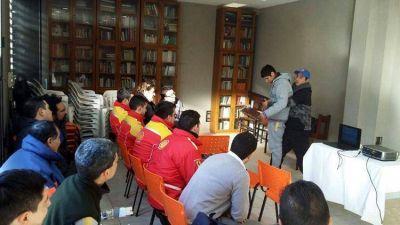 Empleados de Estaciones de Servicio acceden a capacitación universitaria