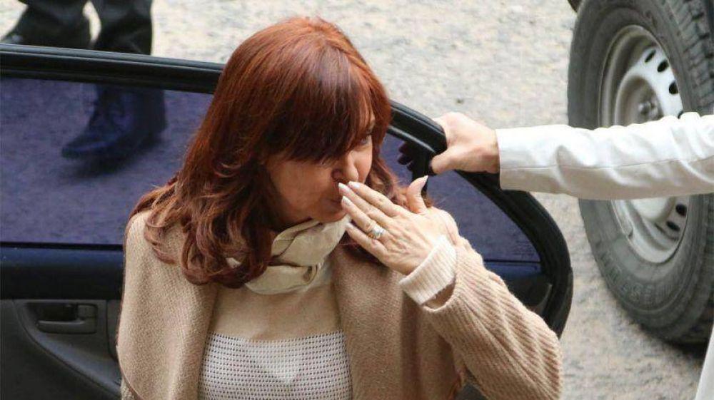 Una carta de apoyo a Cristina Kirchner ensanchó la grieta en el Frente Renovador