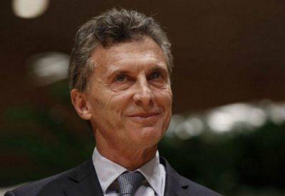 Operativo reelección de Mauricio Macri