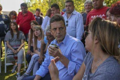 """Massa: """"En lugar de escuchar tanto al FMI, el gobierno tendría que escuchar a los trabajadores"""""""