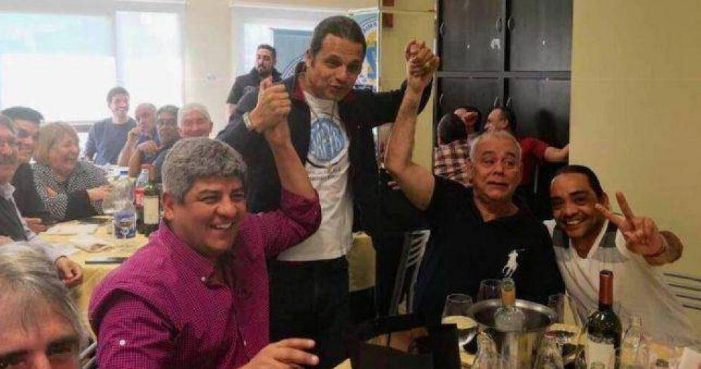 Las 62 de Valdes acordó con Moyano trabajar en conjunto para 2019