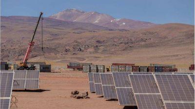 Energías renovables: Jujuy ganará u$s 25 millones por año con Cauchari