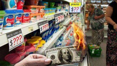 Las principales alimenticias del país, contra Macri: hoy suben fuerte los precios y desajustan el plan emisión cero