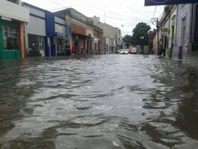 Las obras no van a terminar y las inundaciones son inminentes