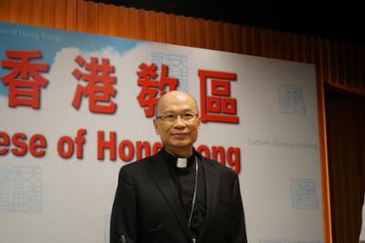 China: Obispo de Hong Kong dice sí al acuerdo, pero con demandas