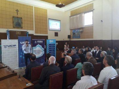 Ocho emprendimientos locales fueron reconocidos por la UCIP