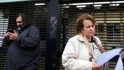Baradel y Petrocini arrancaron un nuevo paro y exigen un aumento del 47%