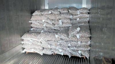 De la mano de Pepsico, una empresa exportó papas semilla a Vietnam