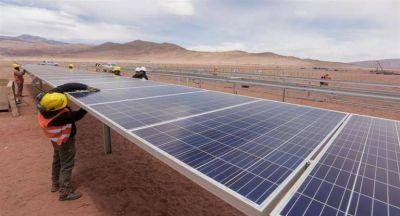 Jujuy, a la caza de u$s 25 millones anuales con el parque solar Cauchari