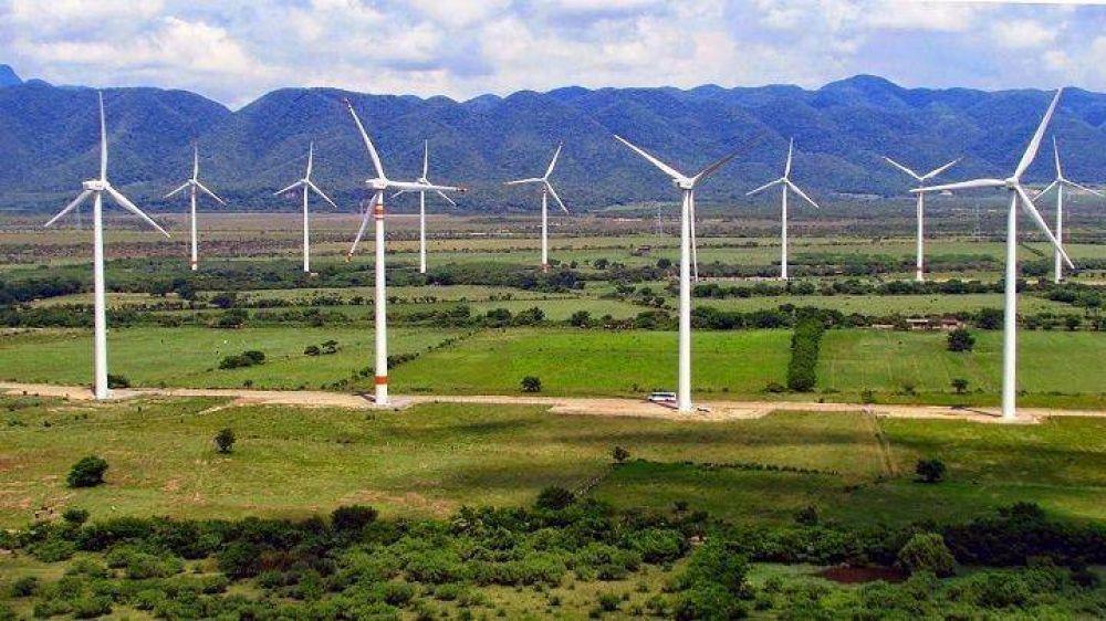 Energía eólica: mayor aporte a la demanda eléctrica global