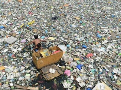 Coca-Cola y Pepsi, a la cabeza de la contaminación de los océanos