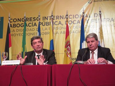 VI CONGRESO INTERNACIONAL DE ABOGACÍA PÚBLICA, LOCAL Y  FEDERAL
