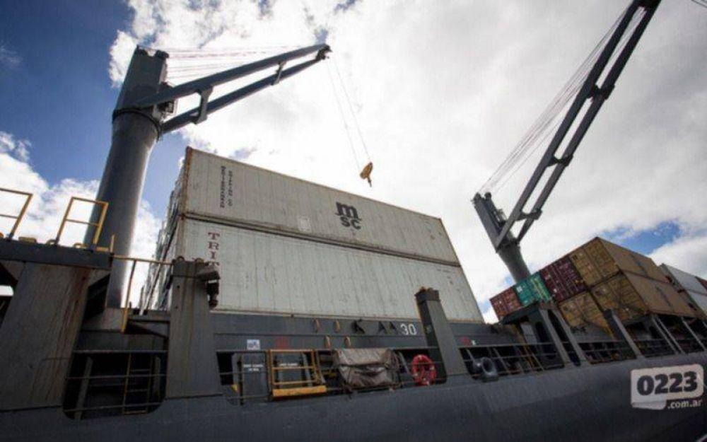 Medio centenar de empresas utilizan el puerto de Mar del Plata para importar productos y maquinaria
