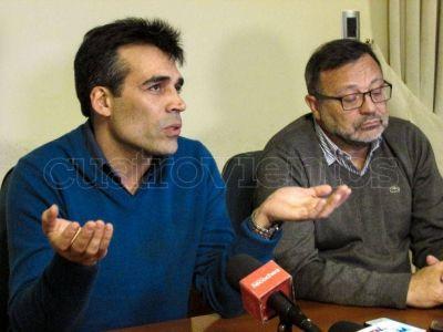 Facundo López explicó los incidentes con los municipales