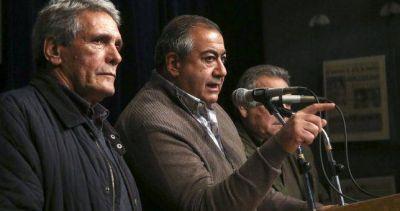 La CGT va a la justicia contra el tarifazo, amenaza con otro paro y por ahora no reemplaza a Schmid