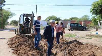 Con acueducto y nueva cisterna, Serrezuela trabaja fuerte para mejorar la red de agua potable