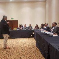 Orán trasladó su experiencia de la lucha contra el dengue a la Cumbre Mundial de Políticas Públicas