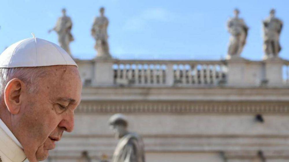 Francisco: el aborto terapéutico es como pagarle a un sicario